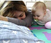 Λιώσαμε! Η τρυφερή φωτογραφία της Νατάσας Σκαφιδά με την κορούλα της