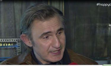 Η κωλοτούμπα του Άκη Σακελλαρίου: «Χ@στ@κ@ για το Mega δεν αφορούσε τους εργαζόμενους»