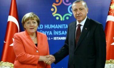 Η Μέρκελ στην Άγκυρα- Τι θα συζητήσει με τον Ερντογάν