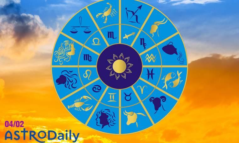 Ημερήσιες προβλέψεις για όλα τα ζώδια για το Σάββατο 4/2