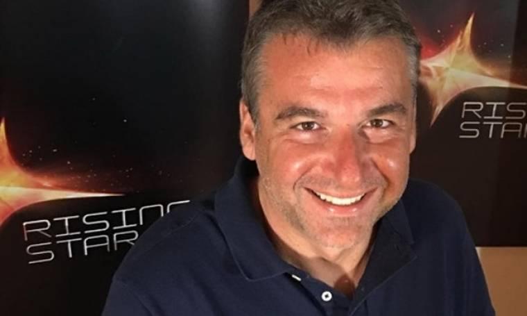 Γιώργος Λιάγκας: «Το Rising star σημειώνει πολύ υψηλότερες τηλεθεάσεις από τον αρχικό στόχο»