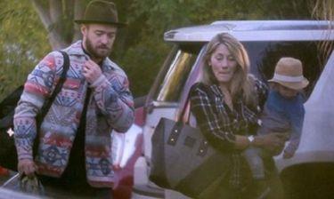 Ο Justin Timberlake γιόρτασε τα γενέθλιά του με τον γιο του και τις γυναίκες της ζωής του