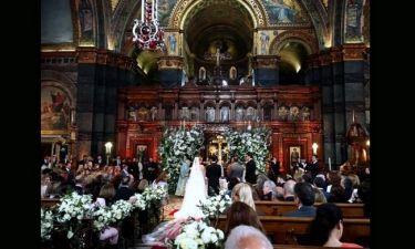 Ο πιο λαμπερός Ελληνικός γάμος της χρονιάς με καλεσμένους πρίγκιπες και βασιλιάδες!