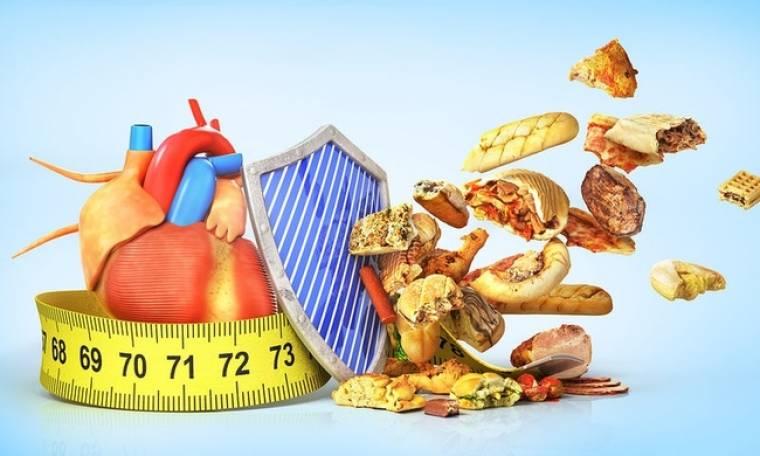 Ποιες δίαιτες απειλούν την υγεία της καρδιάς σας