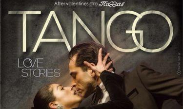 Tango love stories στο Θέατρο Παλλάς
