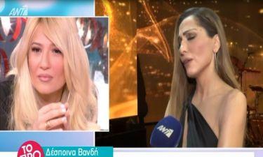 Rising Star: Δείτε την πρώτη αντίδραση της Βανδή μετά την ήττα της από τον Μακεδόνα