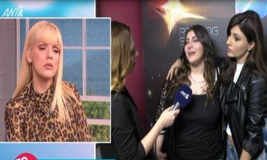 Άρχισαν τα  όργανα στο Rising Star - Παίκτρια χρεώνει στη Βανδή την αποτυχία της