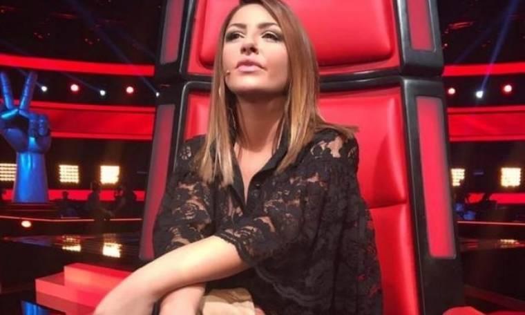 Έλενα Παπαρίζου: «Με όλους τους κριτές περνάμε ωραία»