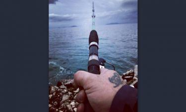 Πρωινό ψάρεμα για τον…