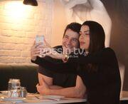 Η selfie του έρωτά τους