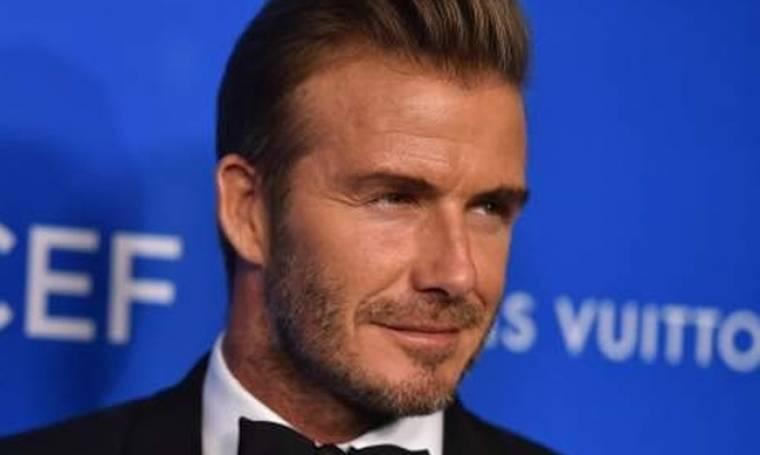 Beckham: Ο εκβιασμός για 1 εκατ. λίρες