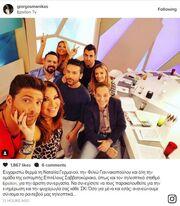 Νέα αποχώρηση από το Έψιλον - Το μήνυμά του παρουσιαστή στο instagram
