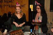 Πέμυ Ζούμη: Γιόρτασε τα γενέθλιά της με φίλους