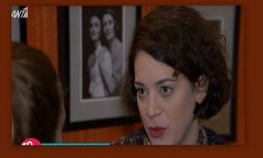 Το πρωινό:Η νεαρή ηθοποιός μιλούσε και προσπαθούσαν να βρουν τις ομοιότητες με το γνωστό μπαμπά της