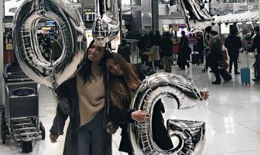 Οι αδερφές Φαρμάκη συναντήθηκαν ξανά στην Νέα Υόρκη