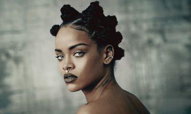 Γιατί η Rihanna τολμάει- Δείτε το νέο της look