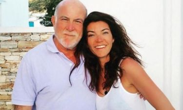 Το συγκινητικό μήνυμα της Μαρίνας Βερνίκου στον πατέρα της: «Ο καλύτερος μπαμπάς του κόσμου»