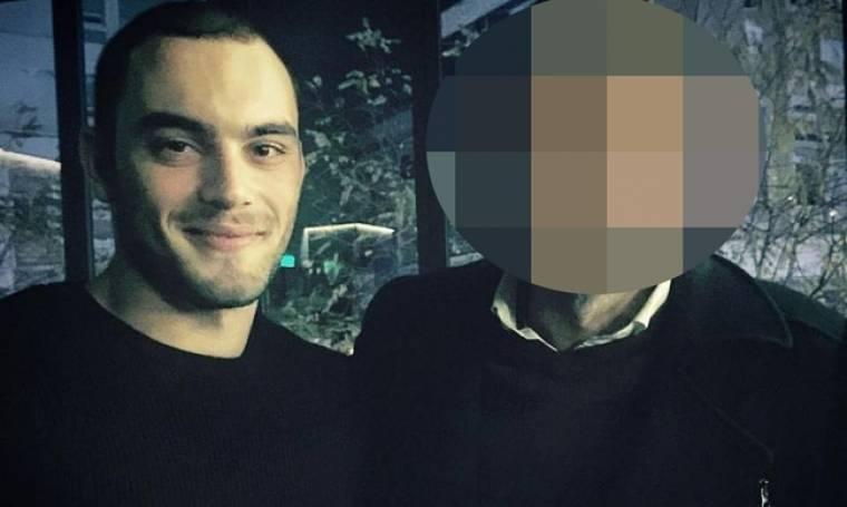 Ποζάρει με τον 18χρονο γιο του ο γνωστός Έλληνας ηθοποιός