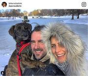 Tαξίδι στα χιόνια για Νικόλαο-Τατιάνα!
