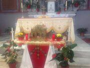 Έλληνας ηθοποιός επισκέφτηκε τα λείψανα του Αγίου Βαλεντίνου