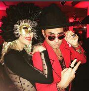 Σίσσυ Φειδά: Πριβέ πάρτι με τον... «Βαλεντίνο» της