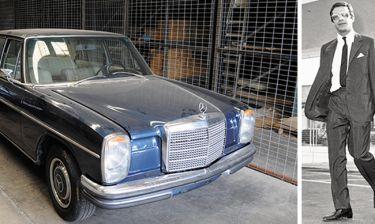 «Στο σφυρί» και πάλι η Mercedes του Ωνάση
