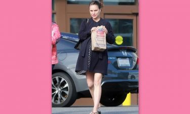 Natalie Portman: Για αγορές λίγο πριν τον τοκετό!