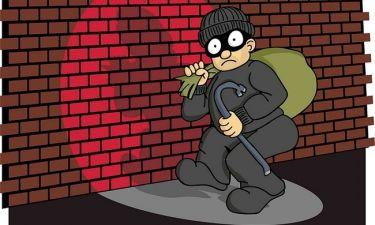 Έλληνας παρουσιαστής αντιμέτωπος με κλέφτη!
