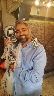 Νεκτάριος Γαλίτης: Δεν πρόλαβε να χωρίσει από την Ηλιάκη και βρήκε νέο έρωτα (Φωτό-Ντοκουμέντο)