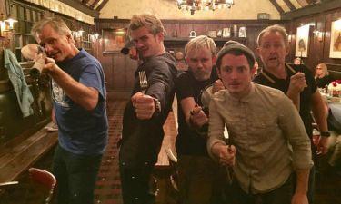 Vigo Mortensen: Το reunion των ηθοποιών του «Lord of the rings»