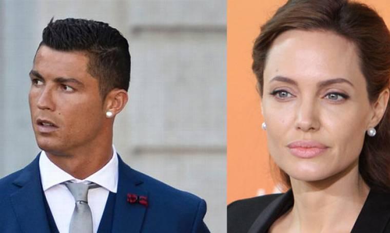 Jolie – Ronaldo: Μαζί σε τηλεοπτική σειρά για τους πρόσφυγες