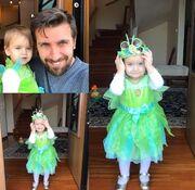 Θάνος Πετρέλης: Έτσι ντύθηκε για τις απόκριες η μικρή κόρη του