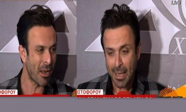 Χριστοφόρου: Το ξέσπασμά του, όταν έμαθε ότι δε θα παρουσιάσει τον ελληνικό τελικό της Eurovision