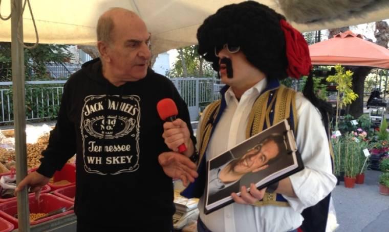 Ελληνοφρένεια: Ποιος γνωστός παρουσιαστής έκανε botox;