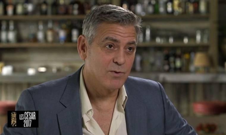 Οι πρώτες δηλώσεις του Clooney για τα δίδυμα που περιμένει