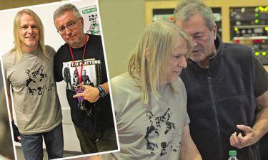 Οι Deep Purple, o Χρήστος Παναγιωτόπουλος και το μπλουζάκι του Αρκτούρου!