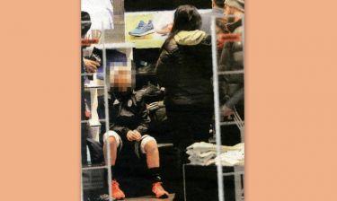 Βίκυ Σταμάτη: Για ψώνια με το γιο της