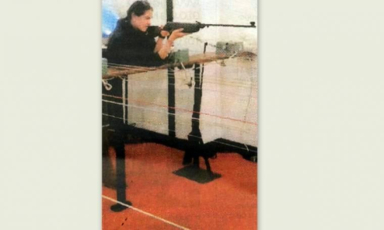 Η Παυλίνα Βουλγαράκη πήρε το όπλο της