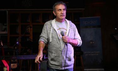 Ο Γιώργος Νταλάρας παρουσίασε το νέο του δίσκο