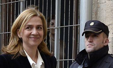 Aπαλλάχθηκε από τις κατηγορίες η πριγκίπισσα Χριστίνα