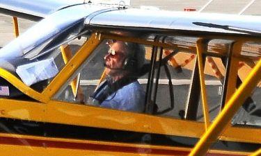 Η «τρελή πτήση» του Harrison Ford- Πέρασε «ξυστά» πάνω από αεροσκάφος με 110 επιβάτες