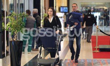 Γιώργος Δώνης: Για ψώνια με την οικογένειά του