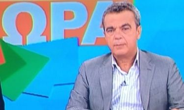 Χρήστος Παγώνης: «Η ΕΡΤ, μετά την περιπέτεια του «μαύρου», ανασυγκροτείται»