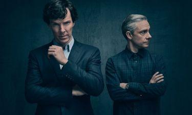 Οι πρωταγωνιστές του Sherlock δεν μπορούν να… συναντηθούν