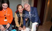 Ο Κώστας Χαρδαβέλλας παρουσίασε το βιβλίο του