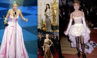 Oscars 2017:  Οι πιο ξεχωριστές εμφανίσεις στο κόκκινο χαλί στην ιστορία των βραβείων