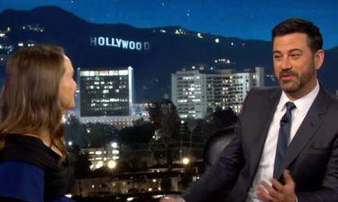 Oscars 2017: Ο Jimmy Kimmel θα ξεγεννήσει τη Natalie Portman αν σπάσουν τα νερά τη βραδιά απονομής!