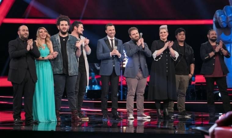 The Voice of Greece: Ο μεγάλος τελικός