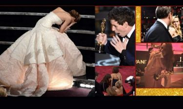 Oscars 2017:  Τι περνούν οι σταρ, μακριά από την… γκλαμουριά των βραβείων; Tα... πάνδεινα!
