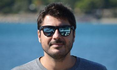 Λάμπρος Κωνσταντάρας: «Είμαι χαρούμενος που είμαστε πρώτοι»